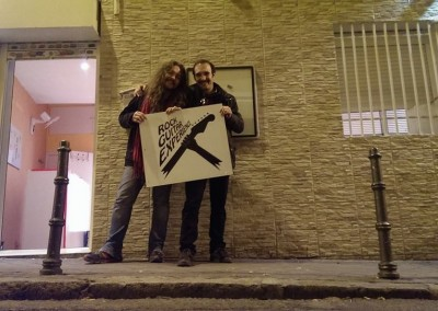 Los Jefes: Manuel Seoane y Ángel Díaz Marbán